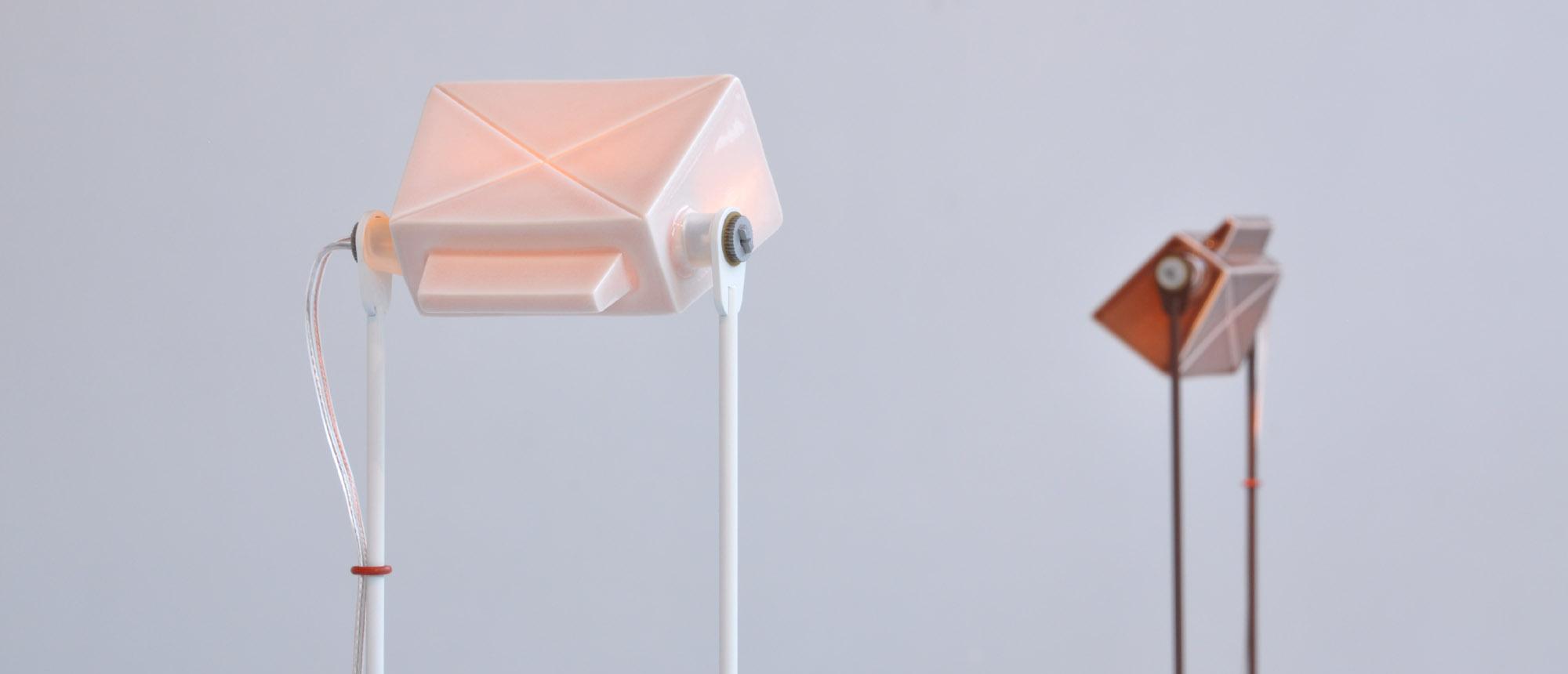 Keramieklampje